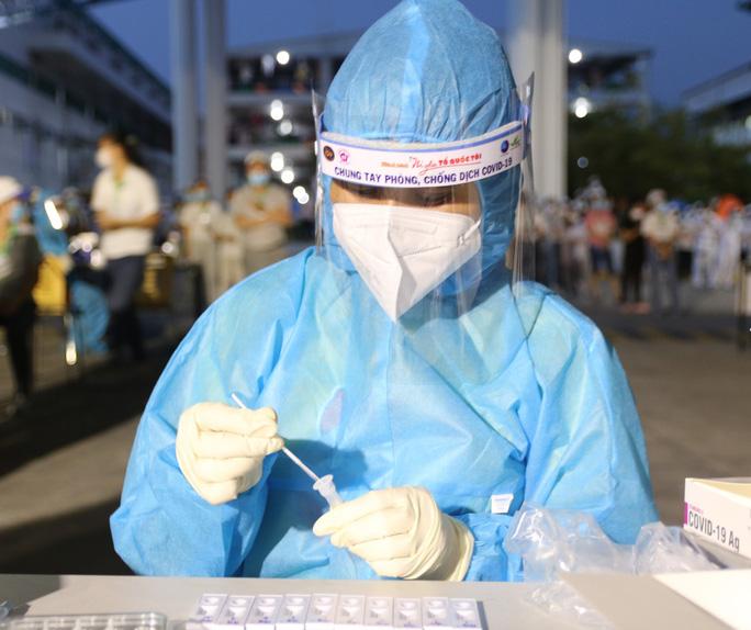 Bộ Y tế hướng dẫn cập nhật 150.000 ca F0 xét nghiệm bằng test nhanh từ 20-8 - Ảnh 1.