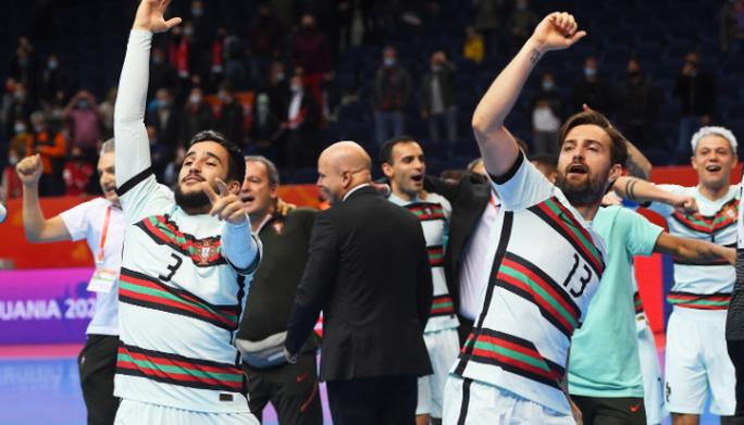 FIFA Futsal World Cup 2021: Tây Ban Nha thua đau, Kazakhstan làm nên lịch sử - Ảnh 6.