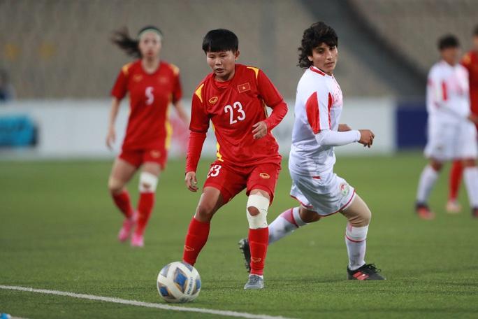 Đè bẹp Tajikistan 7-0, Việt Nam giành suất dự VCK AFC Women's Asian Cup 2022 - Ảnh 3.