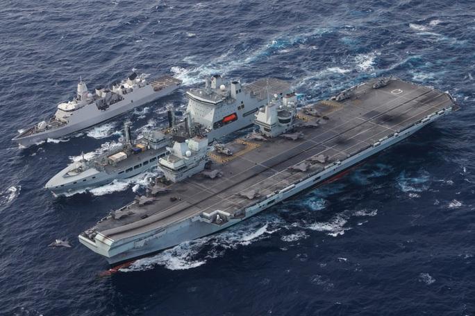 Gia tăng xung đột trên biển Đông - Ảnh 1.