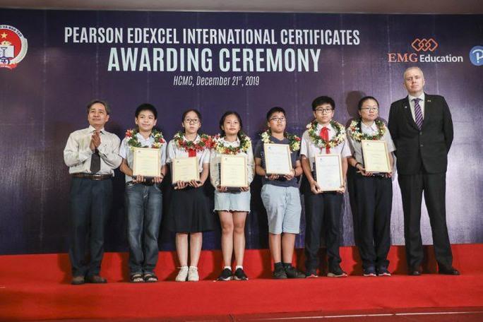 Học sinh Tiếng Anh tích hợp lấy chứng chỉ Tú tài quốc tế đạt kết quả cao - Ảnh 1.