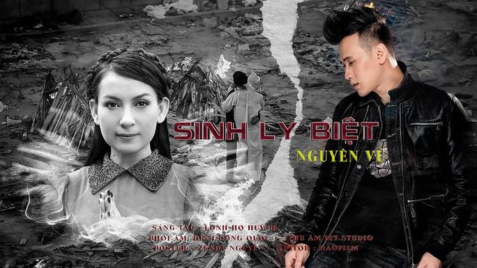 Nguyên Vũ tiễn biệt Phi Nhung bằng ca khúc Sinh ly biệt - Ảnh 1.