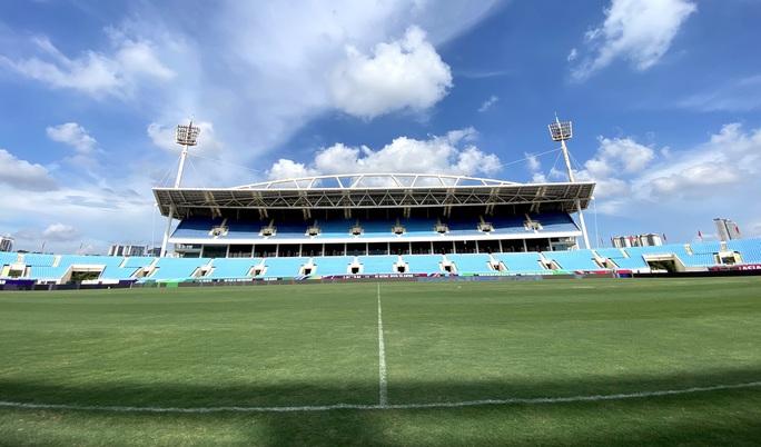 Sân Mỹ Đình đã sẵn sàng cho trận đấu giữa đội tuyển Việt Nam và Úc tối 7-9