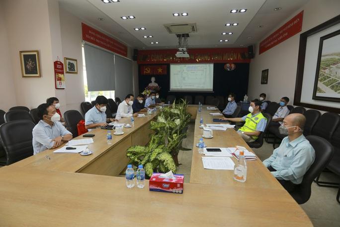Mở điểm trung chuyển hàng hóa tại chợ Bình Điền để cung ứng toàn TP HCM - Ảnh 2.