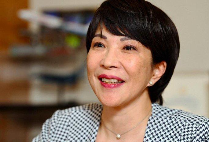 Nữ ứng cử viên thủ tướng Nhật Bản chống đe dọa công nghệ từ Trung Quốc - Ảnh 1.