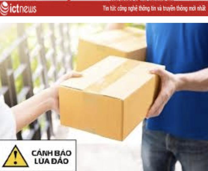 Công an cảnh báo thủ đoạn lừa đảo đặt cọc mua hàng và mạo danh Shopee - Ảnh 1.