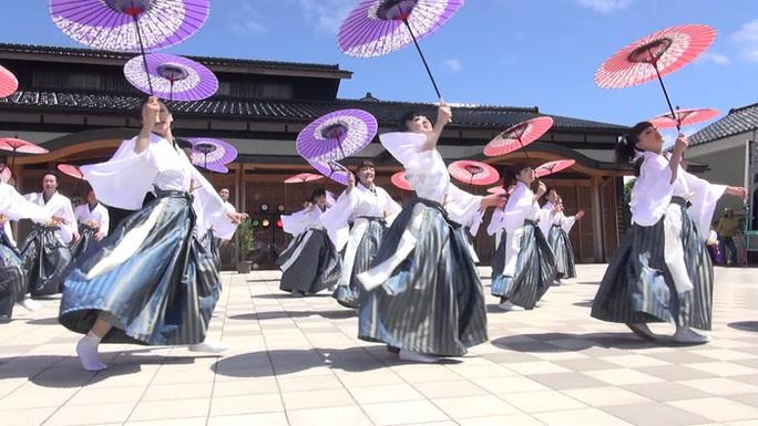 Học các điệu múa lễ hội Nhật Bản tại nhà - Ảnh 1.