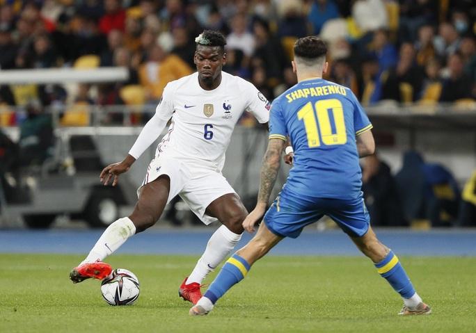 Vòng loại World Cup 2022: Bồ Đào Nha mơ nhất bảng, Pháp lung lay ngôi đầu - Ảnh 5.