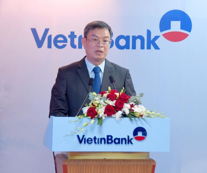 Ông Trần Minh Bình làm Chủ tịch HĐQT VietinBank - Ảnh 1.