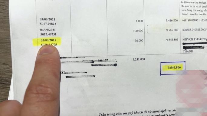 Trấn Thành giải thích về nghi vấn sao kê không có số dư và dùng tiền mua nước hoa - Ảnh 4.