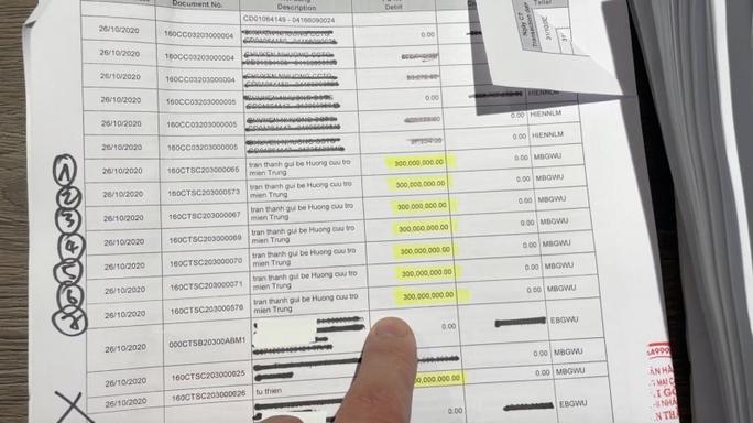Trấn Thành giải thích về nghi vấn sao kê không có số dư và dùng tiền mua nước hoa - Ảnh 3.