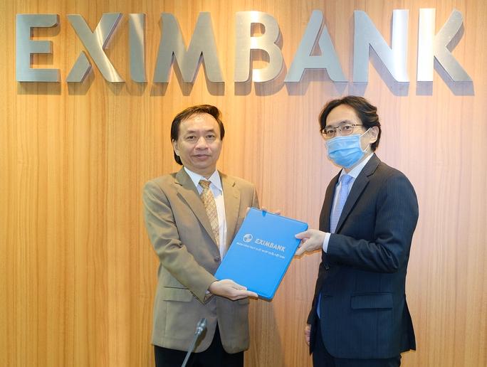 Eximbank có tổng giám đốc mới - Ảnh 1.
