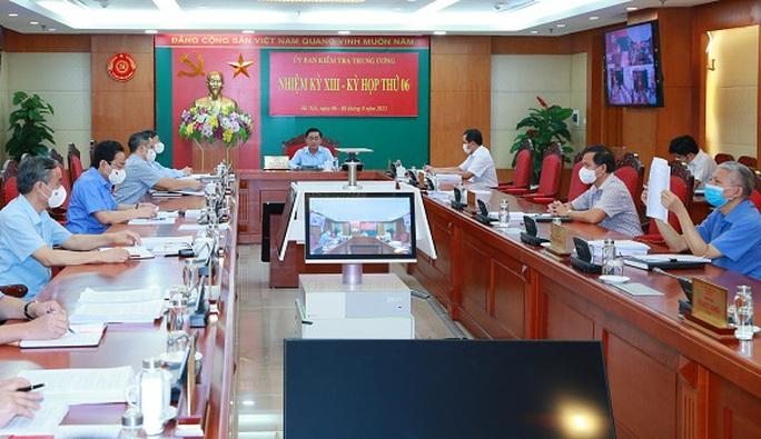 Liên quan đến Phan Sào Nam, Trung ương kỷ luật hàng loạt cán bộ Tòa án tỉnh Quảng Ninh - Ảnh 1.