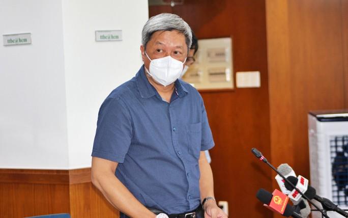 Thứ trưởng Nguyễn Trường Sơn: Công văn đề nghị xử lý y - bác sĩ bỏ việc chỉ nhằm khuyến cáo - Ảnh 1.