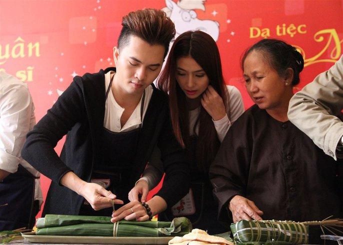 Đội thi Nam Cường - Việt My
