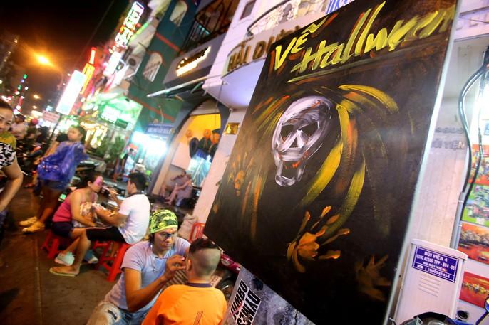 Ai sướng nhất đêm Halloween ở Sài Gòn? - Ảnh 3.