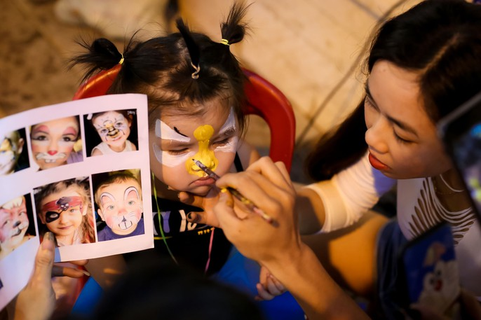 Ai sướng nhất đêm Halloween ở Sài Gòn? - Ảnh 16.