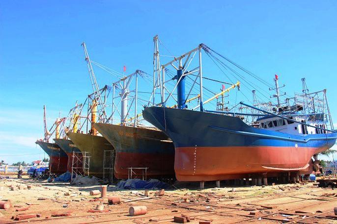 Tàu vỏ thép hỏng: Ngư dân nghi ngờ cam kết của Đại Nguyên Dương - Ảnh 1.