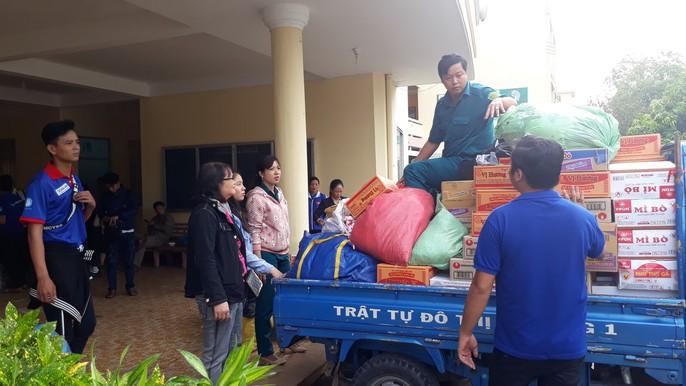 Người dân nô nức trở về nhà khi bão số 16 (Tembin) không vào miền Tây - Ảnh 9.