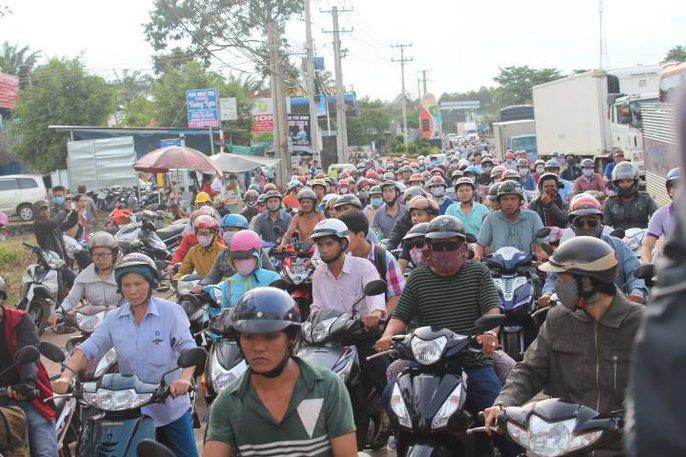 BOT tuyến tránh Biên Hòa lại xả trạm - Ảnh 6.