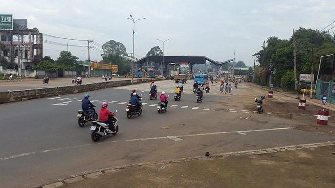 BOT Biên Hòa không thu phí như thông báo - Ảnh 3.