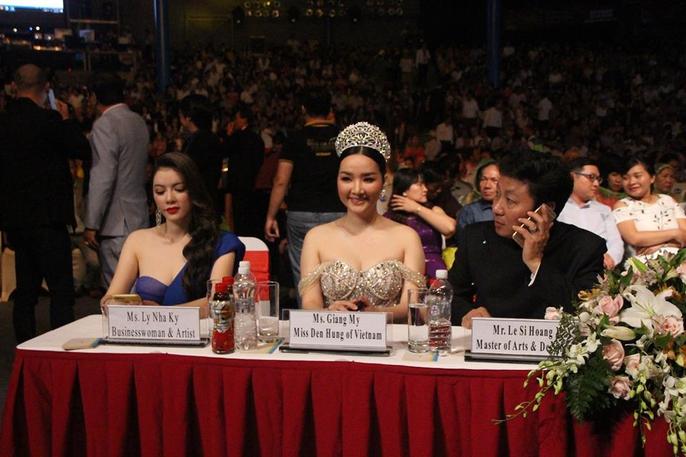 Người đẹp Peru chiến thắng Hoa hậu Hòa bình Thế giới 2017 - Ảnh 11.