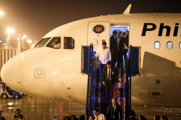 APEC 2017: Tổng thống Philippines đến Đà Nẵng - Ảnh 5.