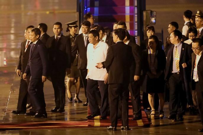 APEC 2017: Tổng thống Philippines đến Đà Nẵng - Ảnh 6.