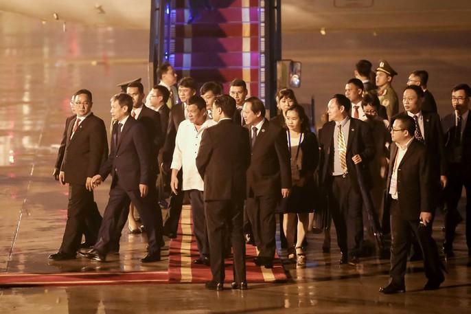 APEC 2017: Tổng thống Philippines đến Đà Nẵng - Ảnh 7.