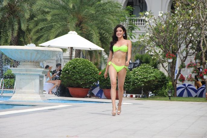 Cùng ngắm những người đẹp Miss Grand International thi bikini - Ảnh 3.
