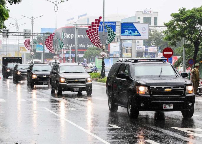 APEC 2017: Người dân Đà Nẵng đội mưa xem quái thú - Ảnh 3.