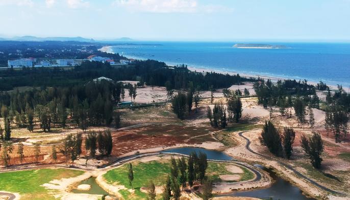 CLIP: Rừng phòng hộ Phú Yên bị phá làm sân golf - Ảnh 4.
