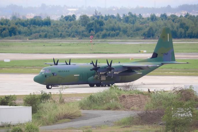 APEC 2017: Marine One bay thử, không quân Hàn Quốc xuất hiện - Ảnh 2.
