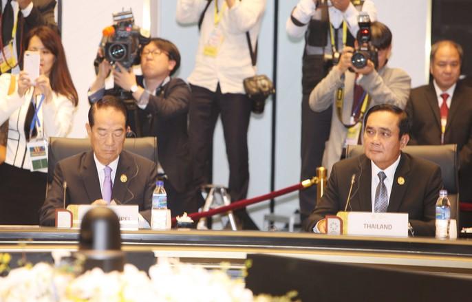 Chủ tịch nước: Thông qua Tuyên bố Đà Nẵng tại APEC 2017 - Ảnh 18.