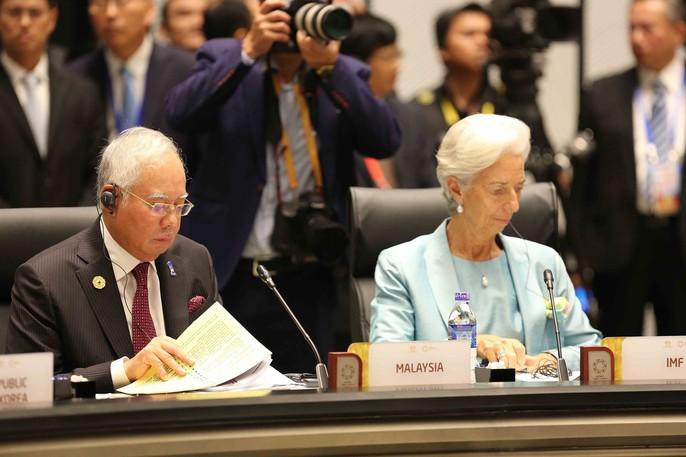 Chủ tịch nước: Thông qua Tuyên bố Đà Nẵng tại APEC 2017 - Ảnh 16.
