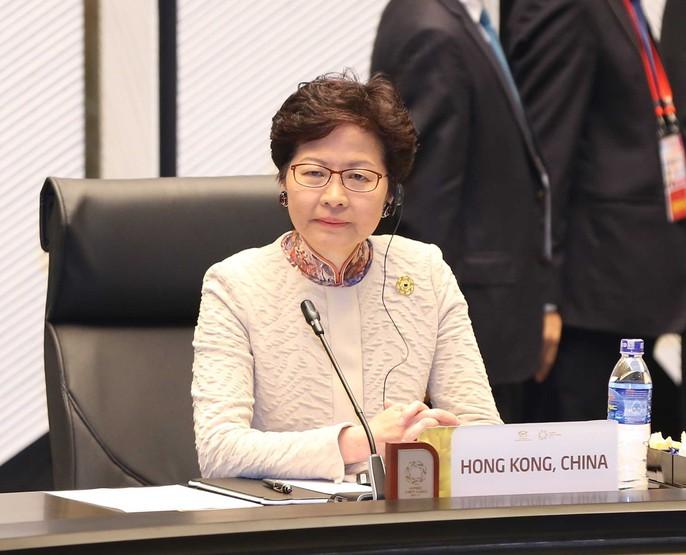 Chủ tịch nước: Thông qua Tuyên bố Đà Nẵng tại APEC 2017 - Ảnh 12.