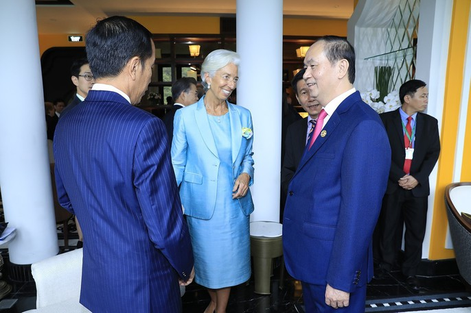 Chủ tịch nước: Thông qua Tuyên bố Đà Nẵng tại APEC 2017 - Ảnh 4.