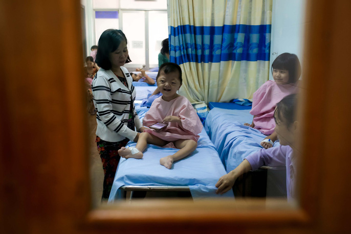 Soái ca của trẻ tật nguyền Việt Nam - Ảnh 12.