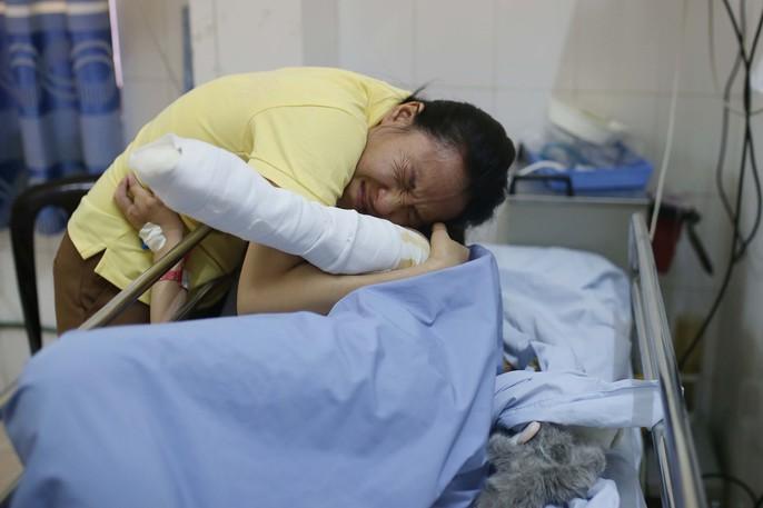Soái ca của trẻ tật nguyền Việt Nam - Ảnh 11.