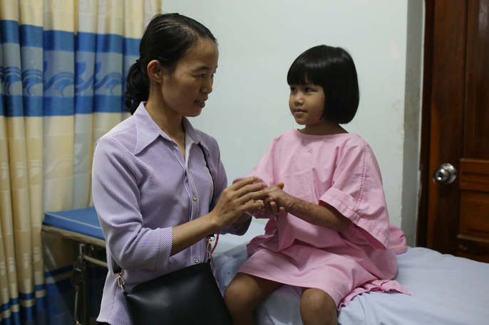 Soái ca của trẻ tật nguyền Việt Nam - Ảnh 5.
