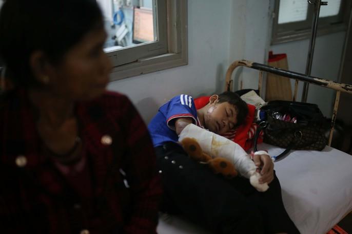Soái ca của trẻ tật nguyền Việt Nam - Ảnh 13.