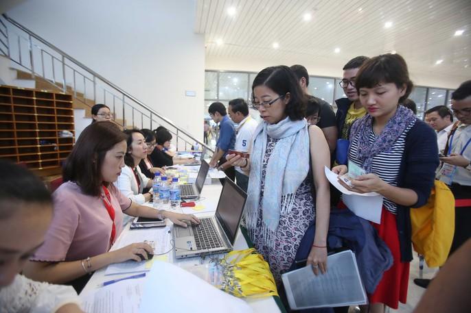 Trung tâm Báo chí sẵn sàng cho APEC 2017 - Ảnh 3.