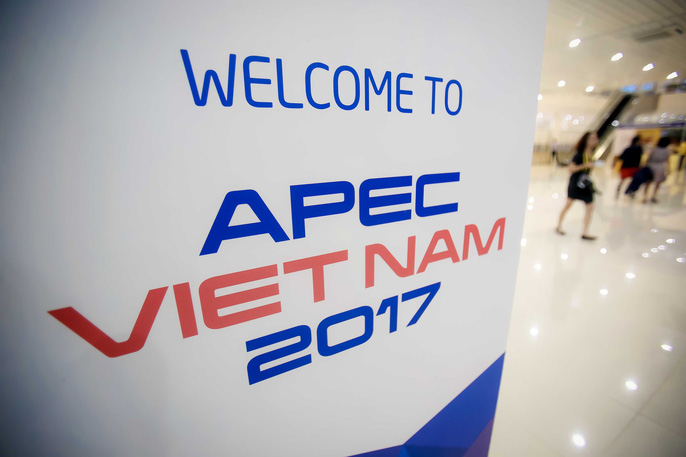 Trung tâm Báo chí sẵn sàng cho APEC 2017 - Ảnh 1.