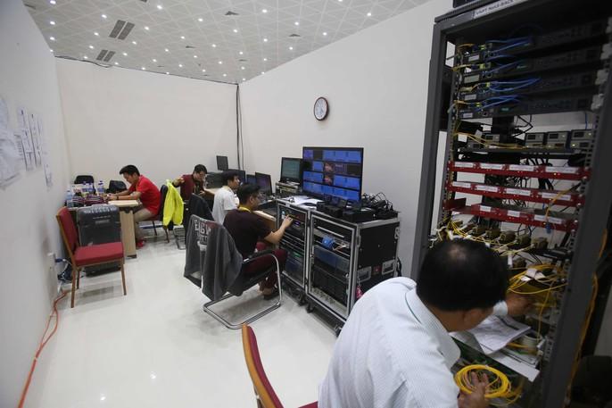 Trung tâm Báo chí sẵn sàng cho APEC 2017 - Ảnh 9.
