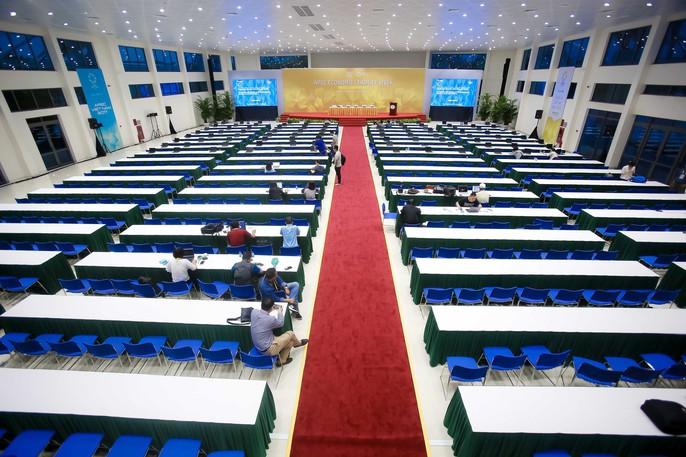 Trung tâm Báo chí sẵn sàng cho APEC 2017 - Ảnh 7.