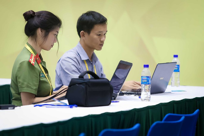 Trung tâm Báo chí sẵn sàng cho APEC 2017 - Ảnh 17.