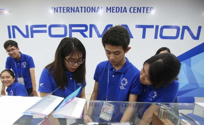 Trung tâm Báo chí sẵn sàng cho APEC 2017 - Ảnh 11.