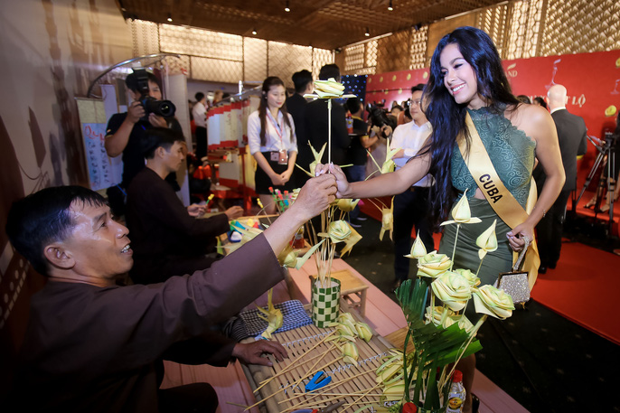 Bí mật sắc đẹp của thí sinh Miss Grand International 2017 - Ảnh 2.