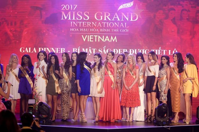 Bí mật sắc đẹp của thí sinh Miss Grand International 2017 - Ảnh 9.