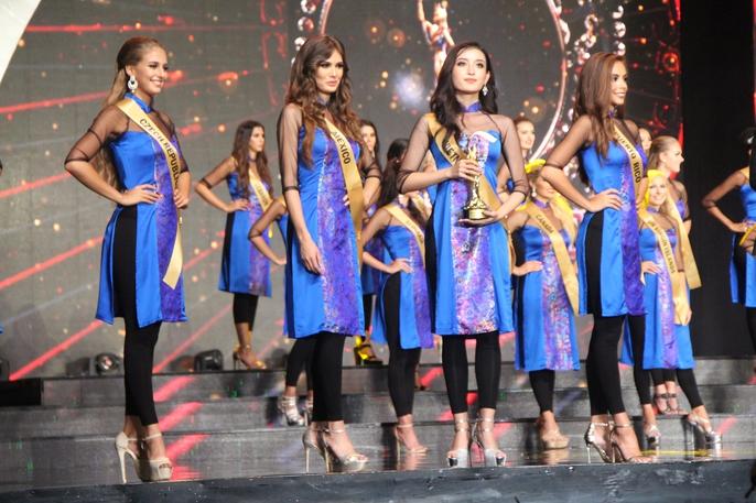 Người đẹp Peru chiến thắng Hoa hậu Hòa bình Thế giới 2017 - Ảnh 7.